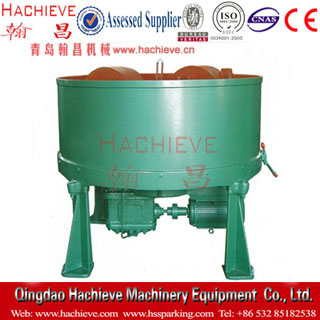 Rolling type sand mixer