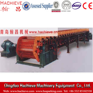 Phosphor plate conveyer