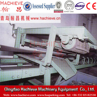 Series hanging magnetic separator