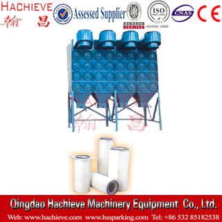 Cartridege type dust collector